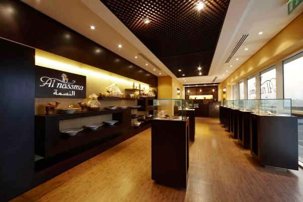 Al Nassma Shop, Dubai UAE