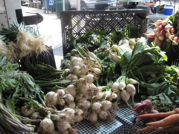 Garlic & Other Veggies from Migliorelli Farms