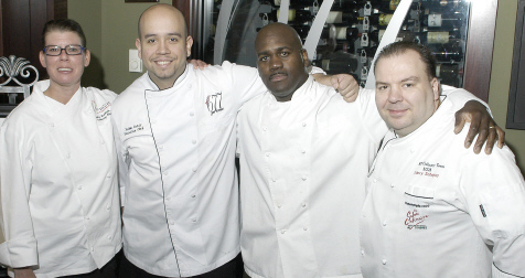 Chefs 4x4
