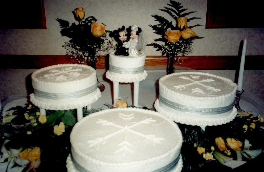For my friends Donna & Adam's wedding, somewhere around 2000. Great wedding!