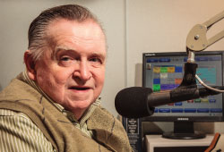 Mr. Old Time Radio himself, Jack Keenan