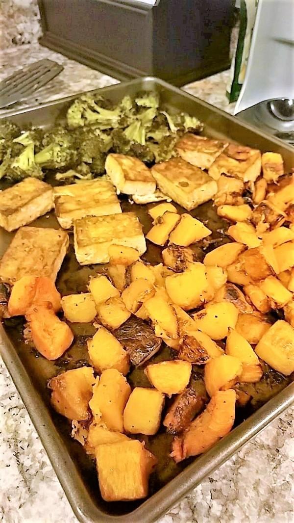Tofu Butternut